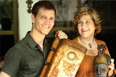 Co-founders Roberto Milk and Armenia Nercessian