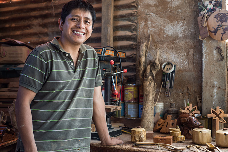 Finding a Voice: an Artisan's Lessons on Creativity