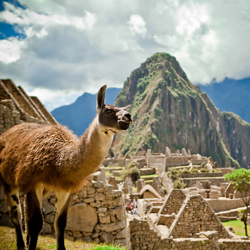 The Lost City Of The Inca