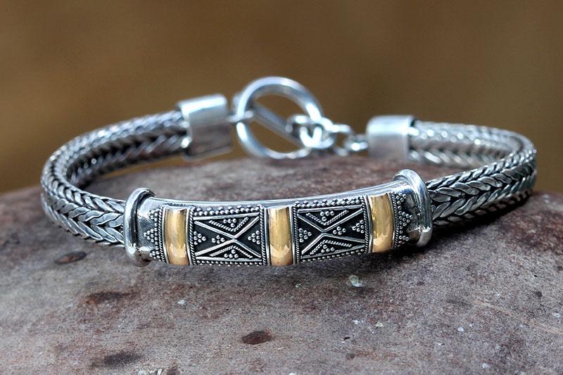 Precious metals jewelry