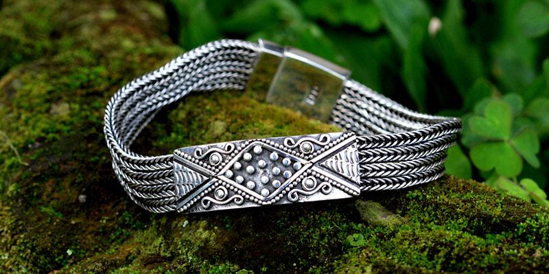 Handmade sterling silver jewelry