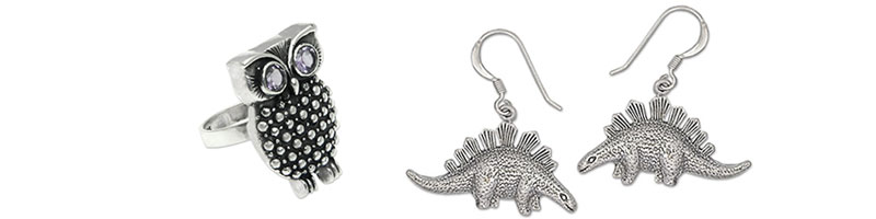 Animal-Themed Jewelry