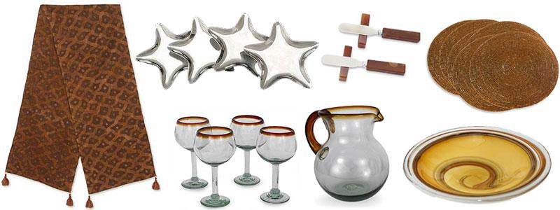 Fall Decorating Ideas 2013: Modern Tableware