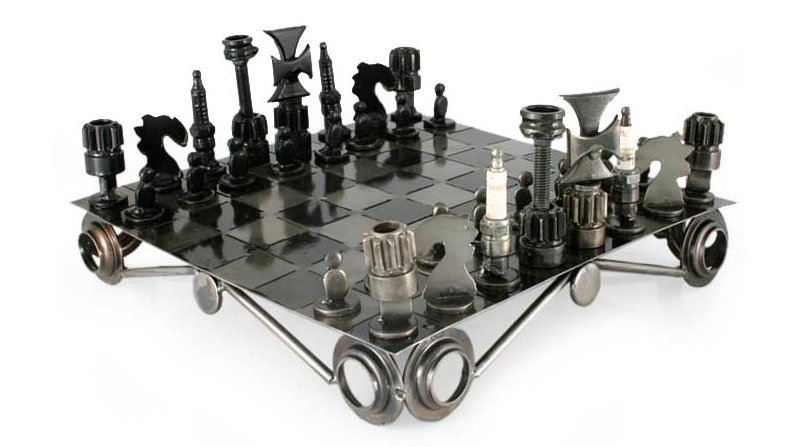 Valentine's Day Gifts for Him: Chess Set