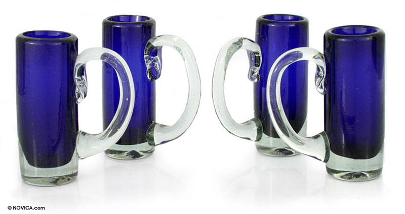 Valentine's Day Gifts for Him: Shot Glasses