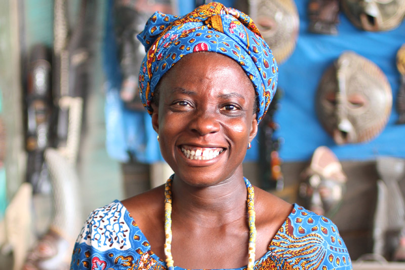 4 Women Artisans Making Waves: Ernestina Oppong Asante