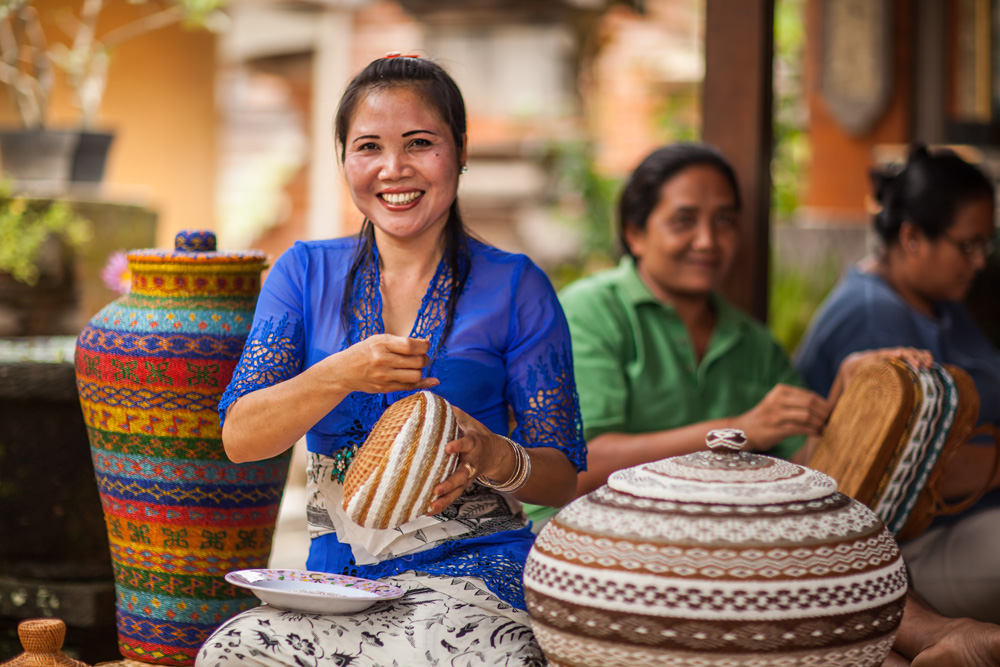 Empowering Women Artisans with Fair Trade
