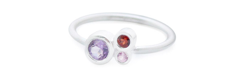 Spring 2014 Jewelry Trends: Radiant Orchid