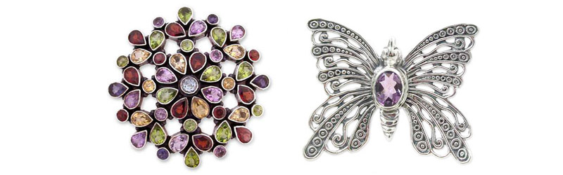 Spring 2014 Jewelry Trends: Pins and Brooches