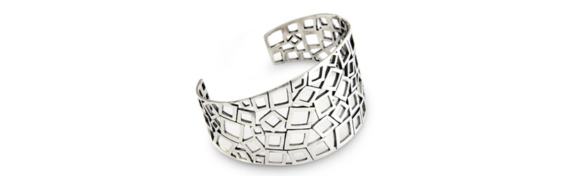 Spring 2014 Jewelry Trends: Cut-out Cuffs