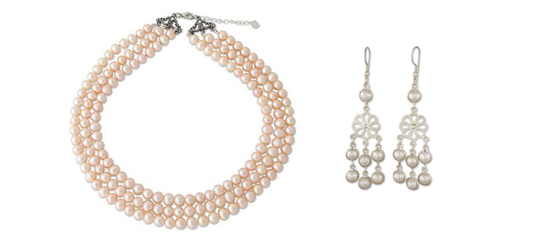 Spring 2014 Jewelry Trends: Pearls