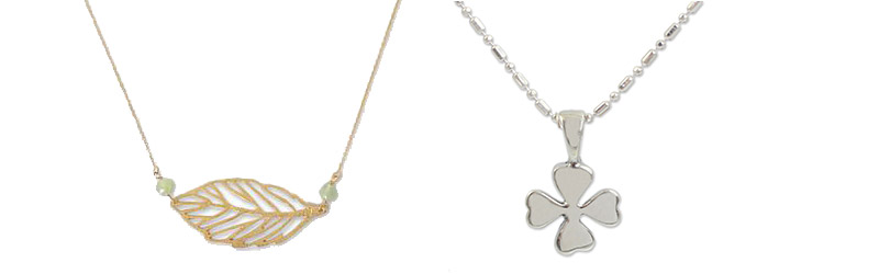 Spring 2014 Jewelry Trends: Whimsical pendants