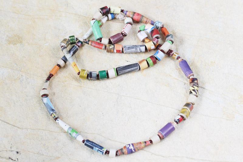Upcycled Jewelry by Akwele Suma
