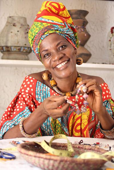 5 Artisans Upcycling for Change: Akwele Suma