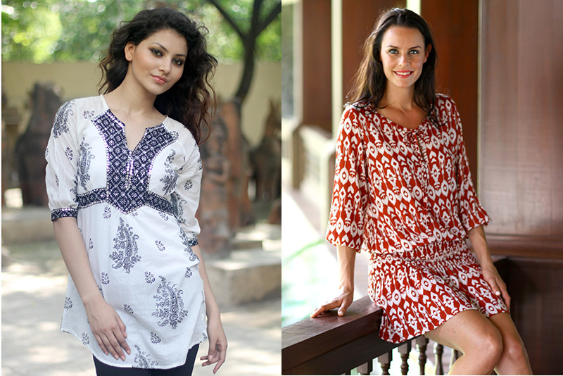 Spring 2014 Fashion Trends: Global inspiration