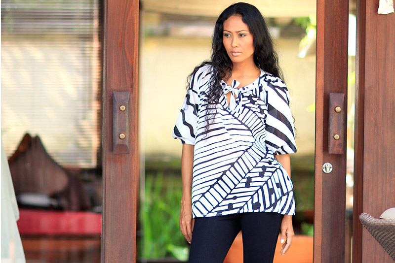 Spring 2014 Fashion Trends: Graphic black and white