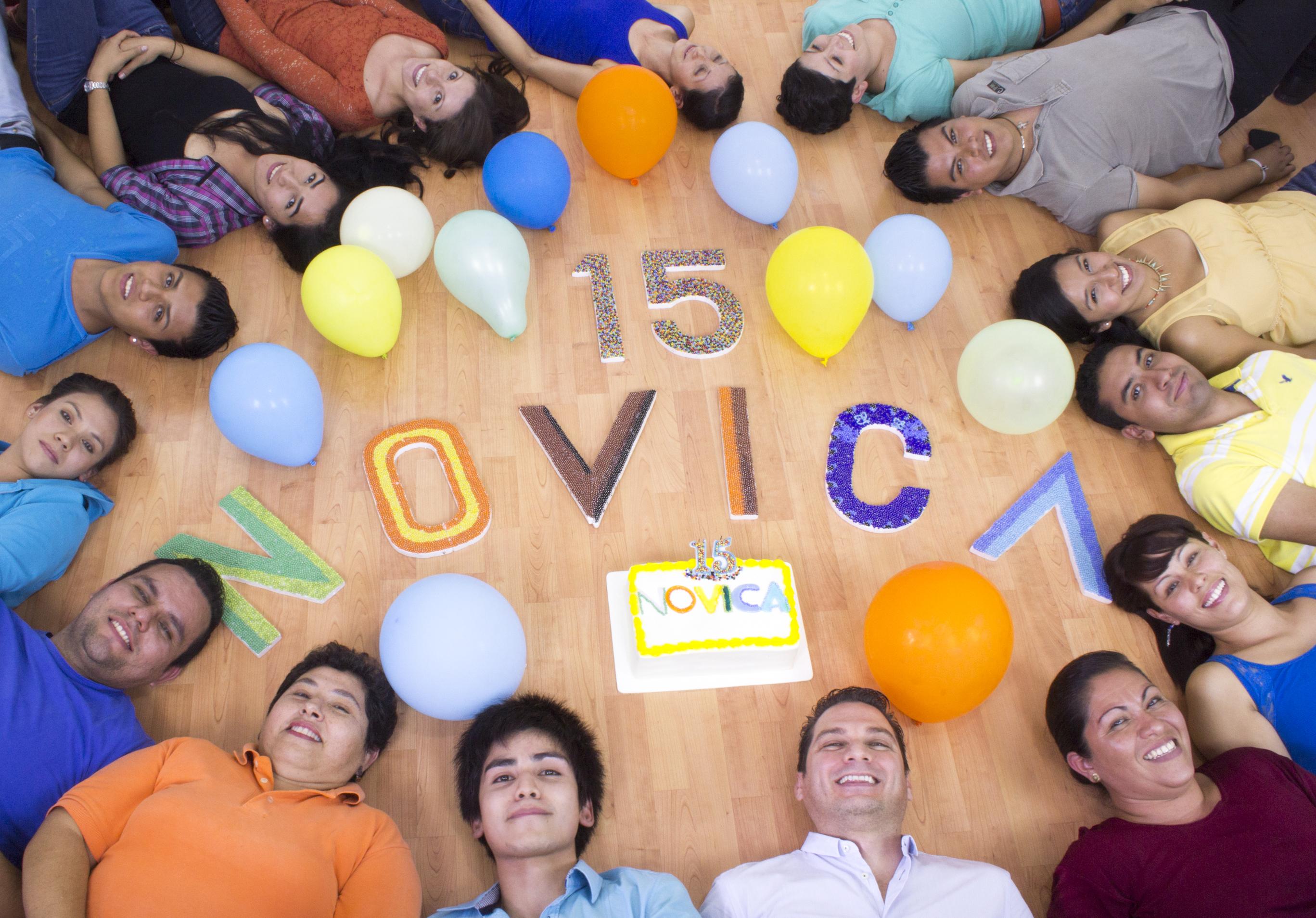 NOVICA Mexico Team