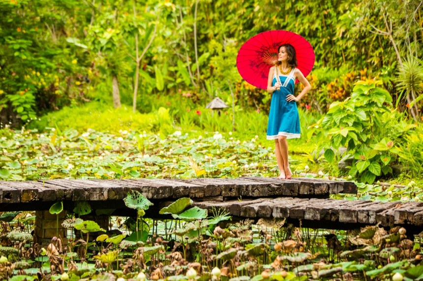 Handmade Accessories from Thailand – The Latest Chiang Mai Photoshoot by Laura Grier