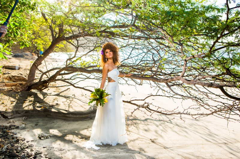 Costa Rica NOVICA Bridal Shoot008
