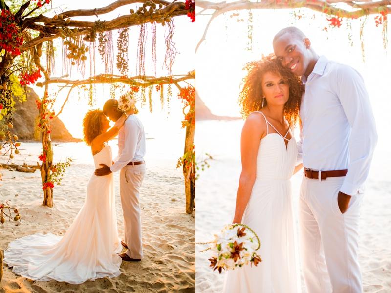 Costa Rica NOVICA Bridal Shoot030