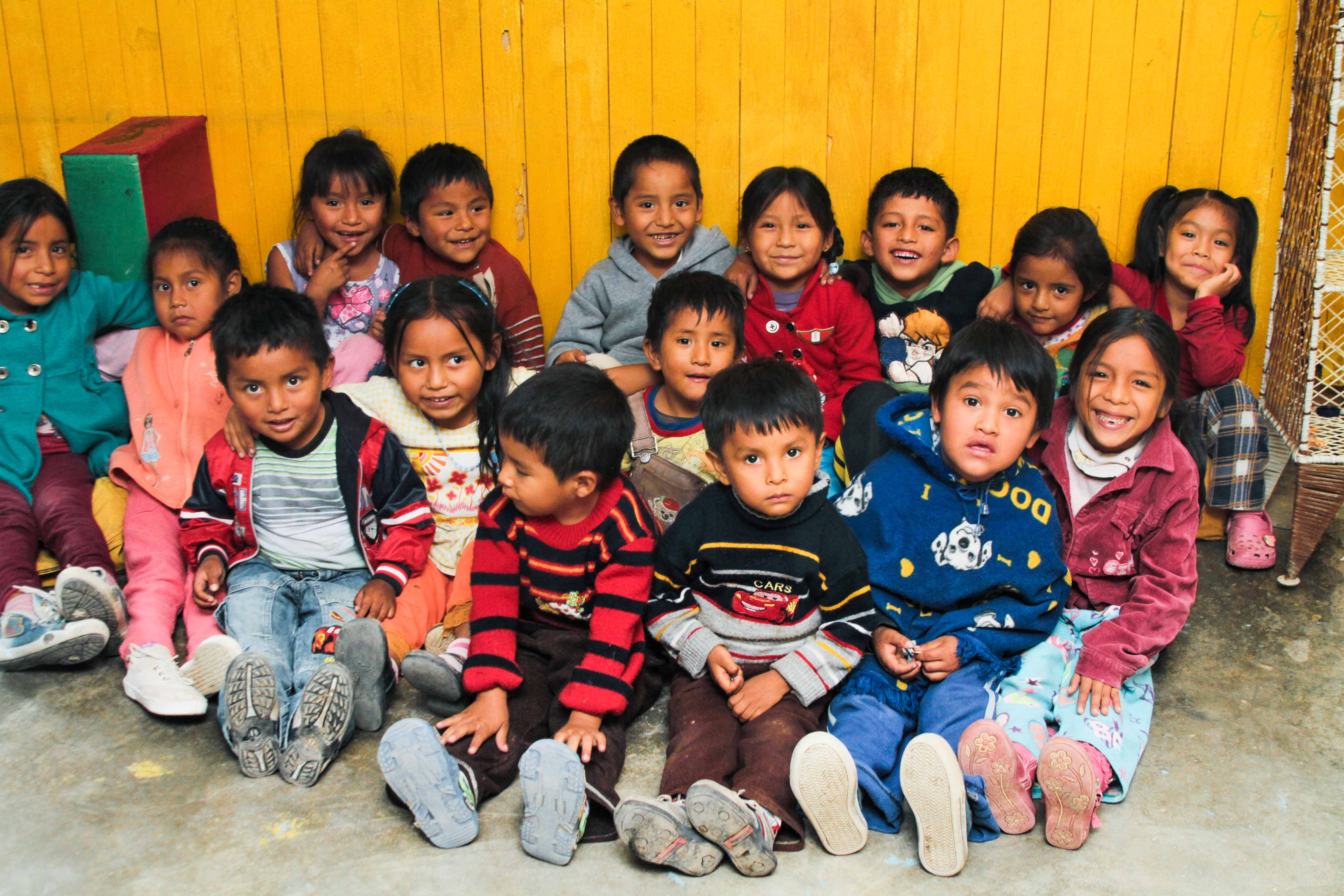 Peru Happiness Project