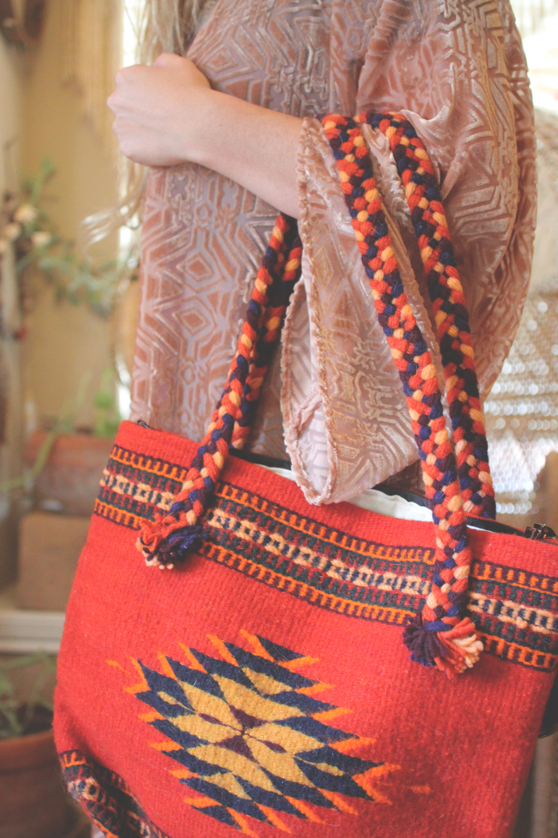 Zapotec Handbag