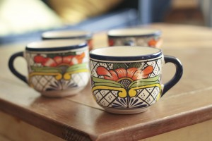 The Talavera Mugs That Never Ever Run Dry!