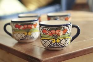 The Talavera Mugs That Never Ever Run Dry!