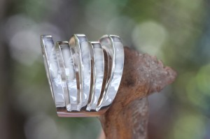 Bold Sterling Silver Rings