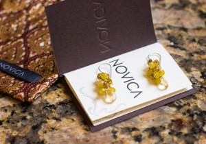 Complete Your Look with Yellow Citrine Earrings!