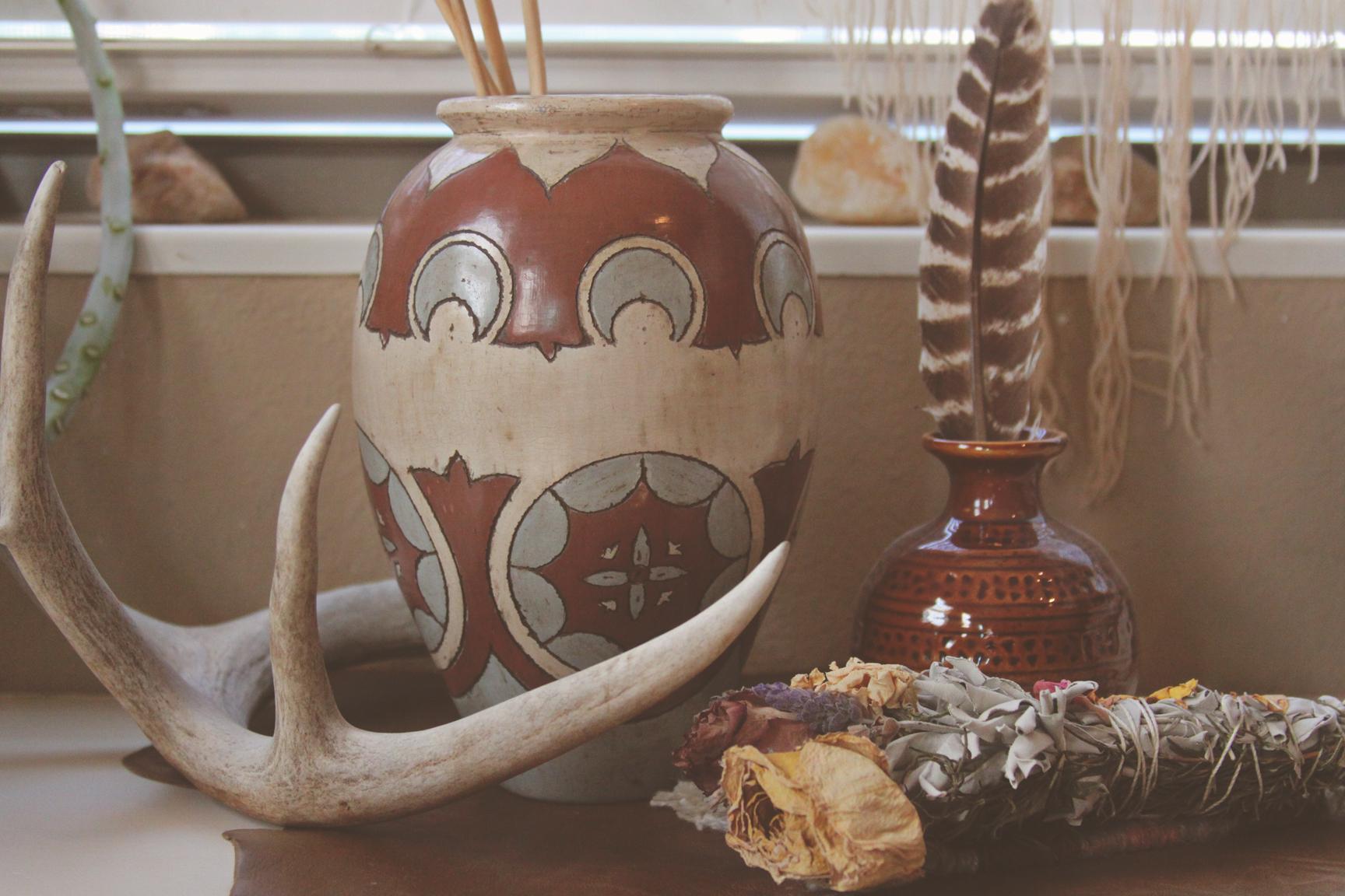 1001 Nights - Ceramic Vase