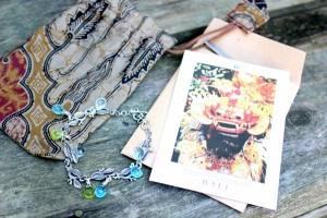 Rainforest Sterling Silver Charm Bracelet