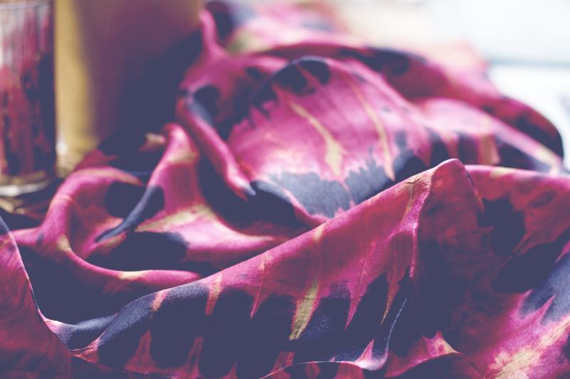 Fall colors Shawl