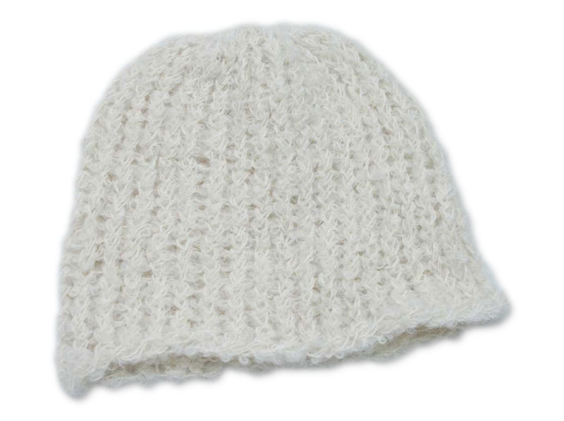 Andean Clouds Alpaca Wool Hat