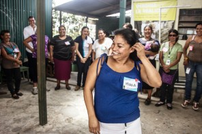 The Guatemala Happiness Project – Building Confidence with Make-overs & Improv