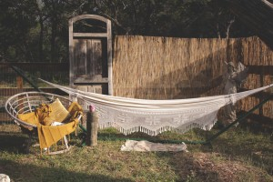 Outdoor Lounge: Manaus Majesty Hammock