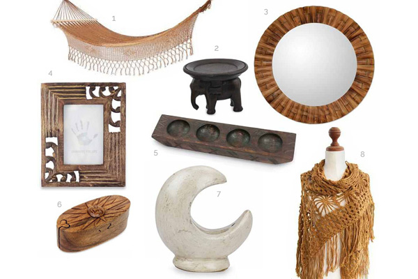 Bohemian Holiday Gifts Guide