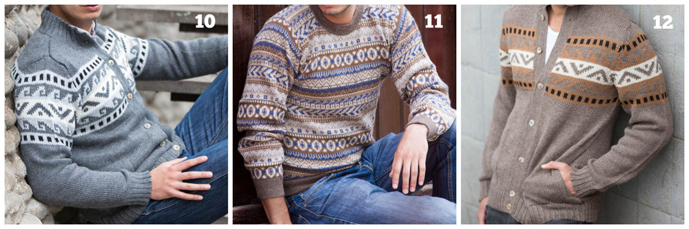 Christmas Gifts for Husband - Alpaca Sweaters