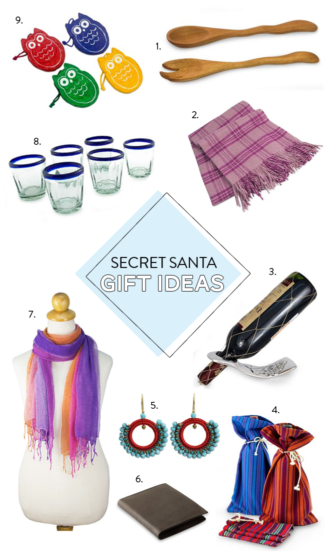 Business Insider Finding the perfect gift for a coworker in your office Secret Santa pool can be tricky. You have to stay under a set price limit while buying a gift.