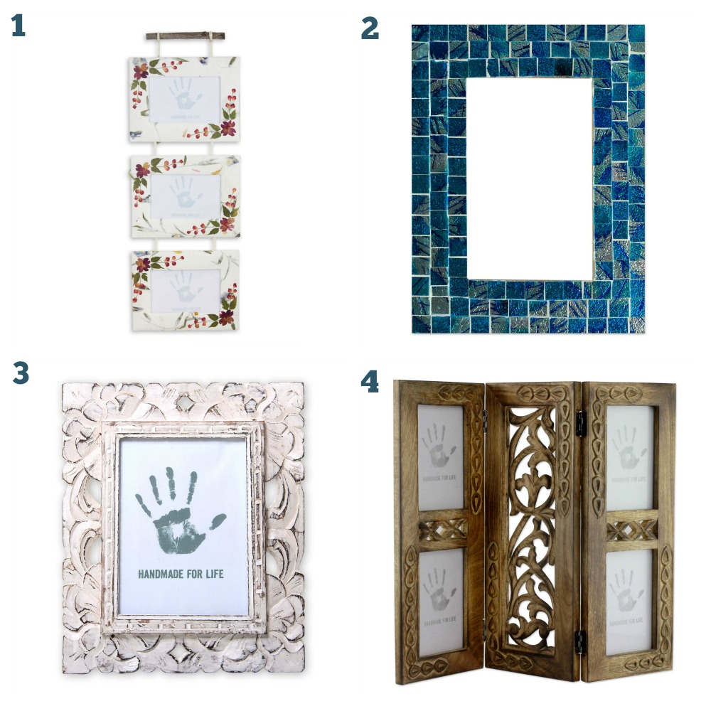 Christmas Gifts for Mom - Picture Frames