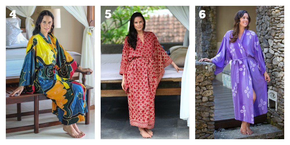 Christmas Gifts for Mom - Robes