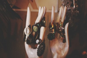 Gifts for Her: Wooden Ring Holder