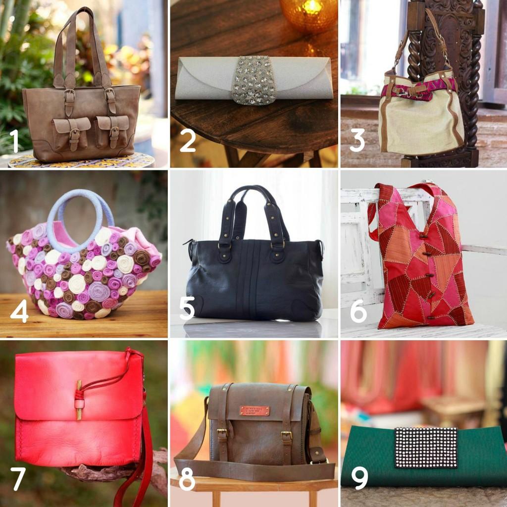 NOVICA handbags
