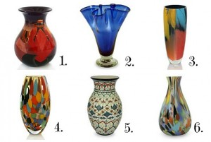 Valentine Gifts for Mom: Vases She Will Love