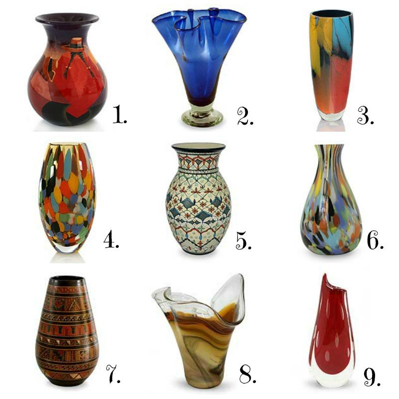Valentine Gifts for Mom | Stylish Vases