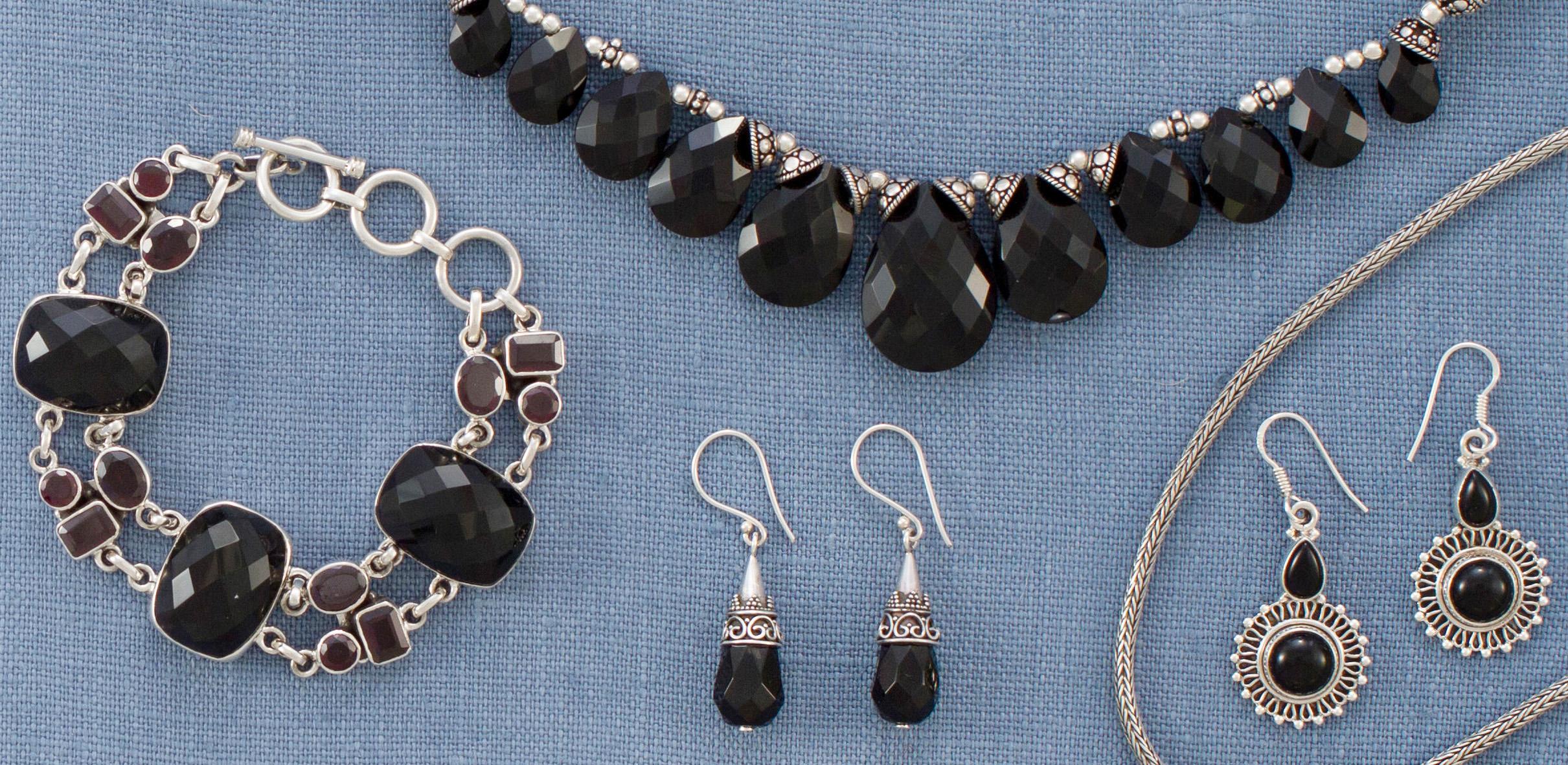 Black Onyx Jewelry