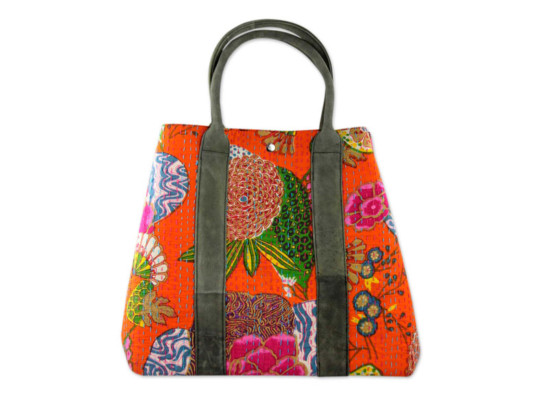 Best Mothers Day Gifts - 'Rajasthan Flare' Handbag