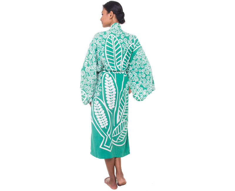 Best Mothers Day Gifts - 'Bali Breeze' robe