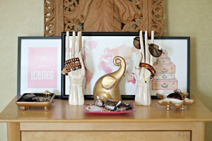 Use a Ring Holder to Display Your Jewelry Stylishly