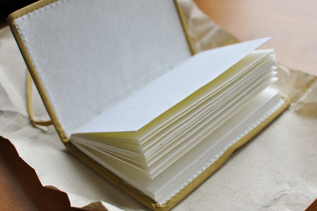 handmade journal from india